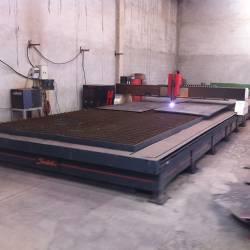 CNC PLAZMA 12000 MM.X3000 MM